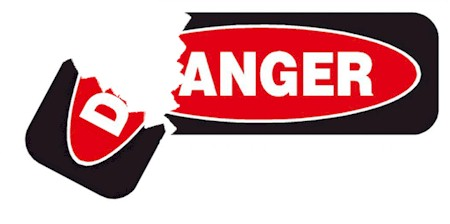 Anger = Danger
