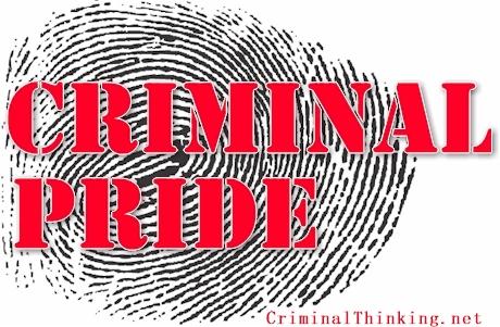 Thinking Change Criminal Thinking