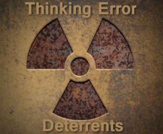 thinking error deterrents