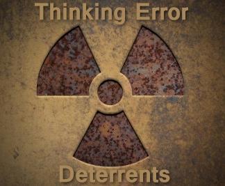 thinking error deterrents